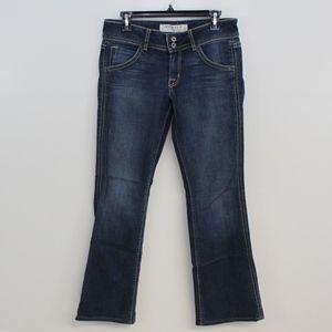 Hudson Signature Bootcut Jeans Women's 29 Low Rise
